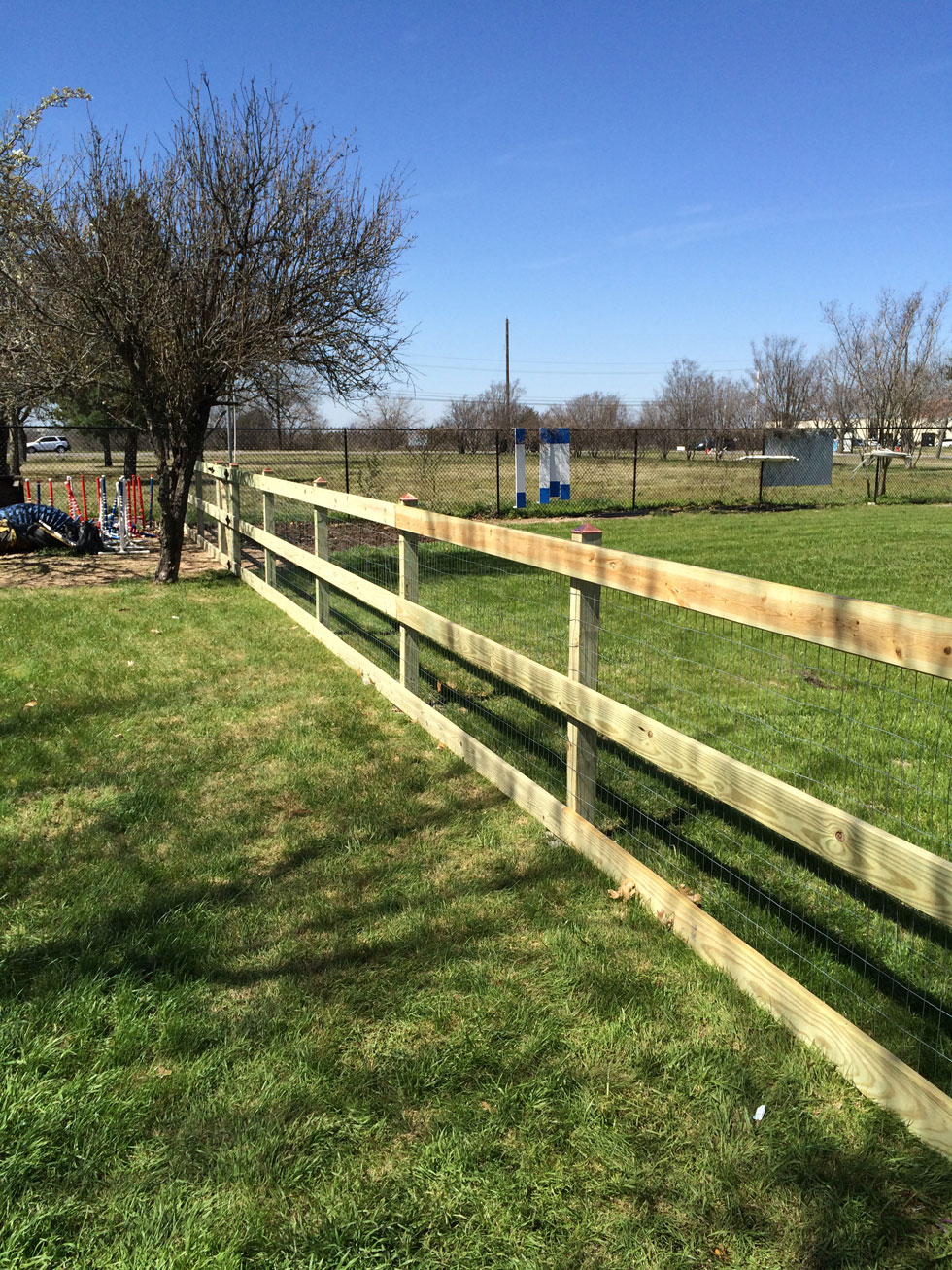 Ranch And Farm Fencing B C Fence