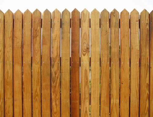 How to Clean and Maintain a Wood Fence