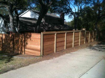 Austin Fence Rules